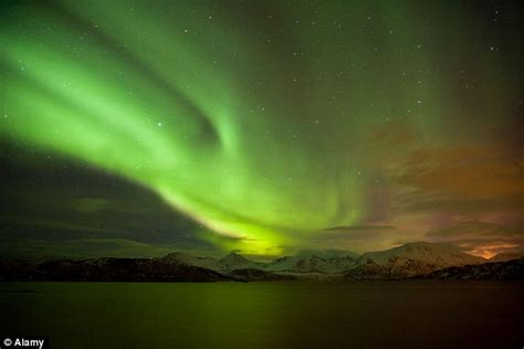 where do the northern lights occur the northern lights spectacularly in the