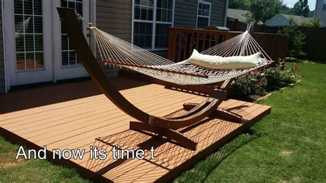 Innovative Deck Over Concrete Patio How To Build Deck Over