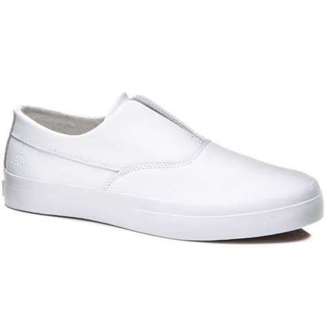 huf slip on shoes