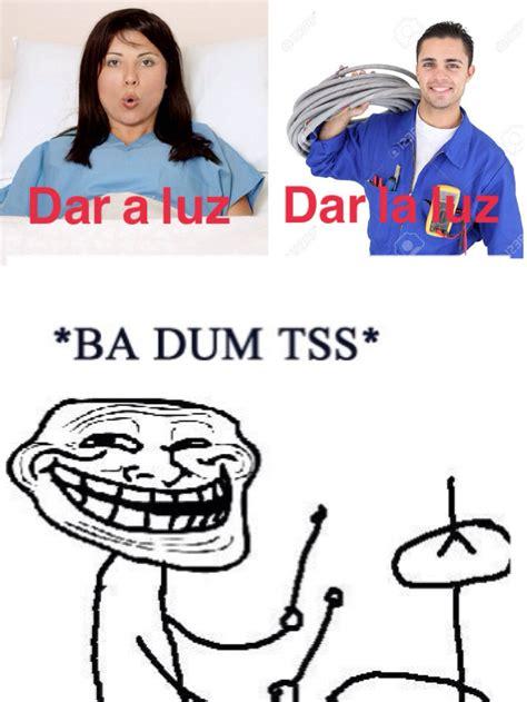 Ba Dum Tish Meme - ba dum tish meme top memes de ba dum tss en espa祓ol