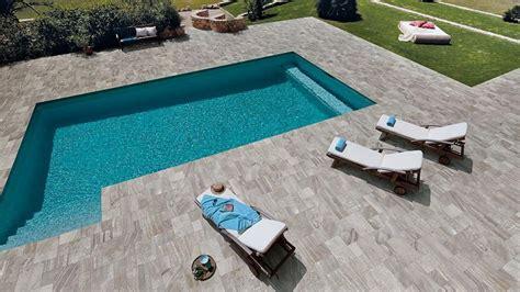 pavimento piscina los mejores pavimentos para los alrededores de la piscina