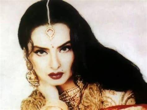 biography of indian movie stars rekha biography bollywood actress rekha filmography