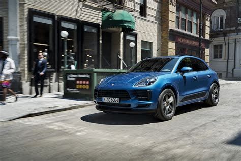 Porsche Macan Us by 2019 Porsche Macan For U S Market Priced At 50 950