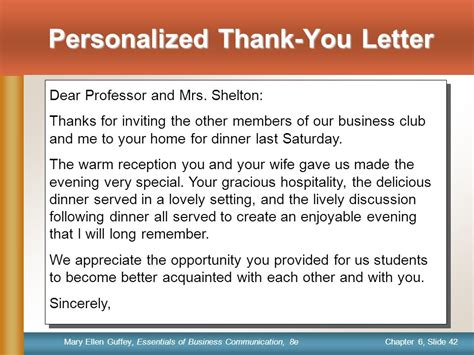 thank you letter sle dinner thank you letter sle dinner 28 images thank you for