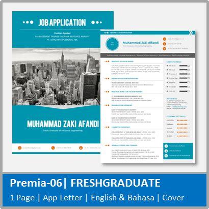 desain cv fresh graduate desain cv kreatif contoh cv fresh graduate jurusan teknik