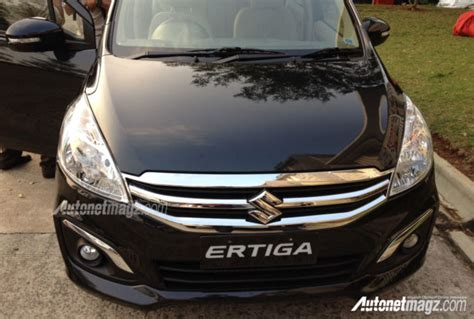New Suzuki Ertiga Cover Bumper Reflektor Belakang Chrome Jsl Impression Review Suzuki Ertiga Facelift 2015