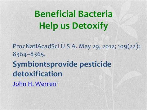 Pesticied Detox by How And Why Pesticides Affect Our Health