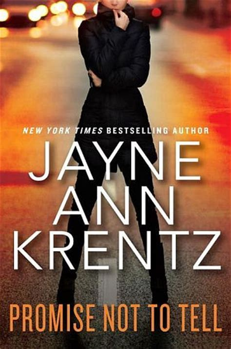 promise not to tell books jayne krentz promise not to tell