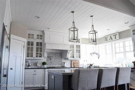 Shiplap ceiling   For the Home   Pinterest   Shiplap