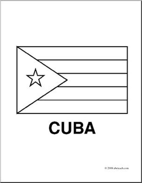 cuba black and white clipart clipground