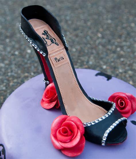 high heel shoe cake top high heel shoe cakes cakecentral