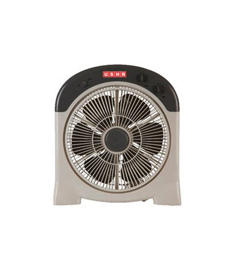 16 inch box fan usha 16 inch 400 mm mist air box table fan price in india