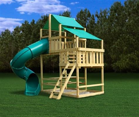 play swing set plans plans for build your own playscape children s play area