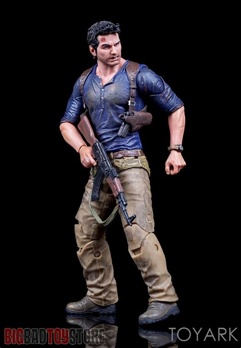 uncharted 4 figure nathan shirt t shirt design database