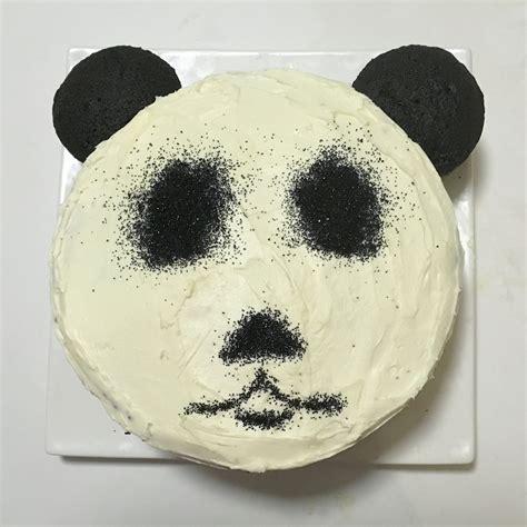 panda cake template panda cake stencil