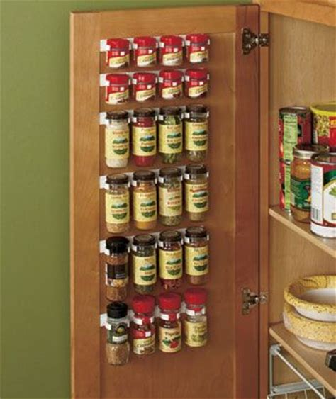 inside cabinet spice rack pinterest the world s catalog of ideas