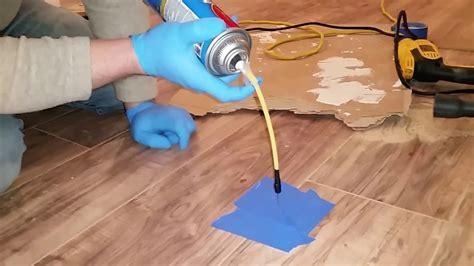 Laminate Flooring Subfloor Uneven