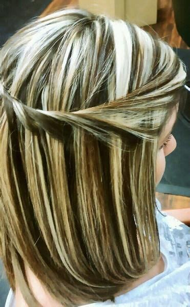 adding color to braids for highlights 28 best images about gekleurd haar on pinterest ombre