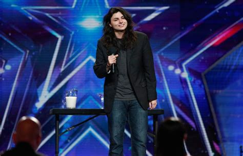 america s got talent act a milk out his eye and other great agt acts reality blurred