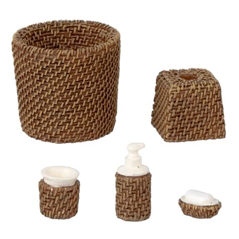 wicker bathroom accessories an overview of wicker bathroom accessories bathroom