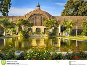 San Diego Botanical Gardens Balboa Park Balboa Park San Diego Botanical Building Editorial Stock Photo Image 52566433