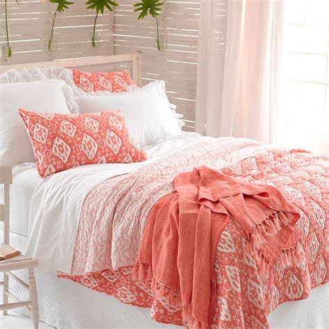 coral coverlet district17 varkala coral quilt quilts coverlets