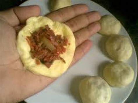 cara membuat roti goreng yg empuk cara membuat roti goreng isi daging youtube