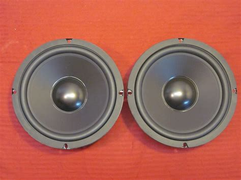 Speaker Subwoofer Audax 8 Inch new 2 8 quot woofer replacement speakers 8 ohm bass eight