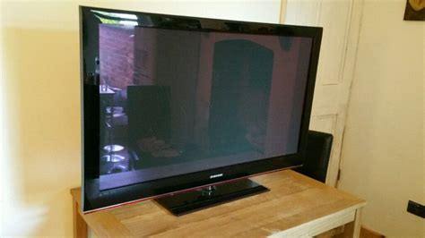 samsung 50 inch tv samsung 50 inch plasma tv ps50b530s2w in leicester leicestershire gumtree