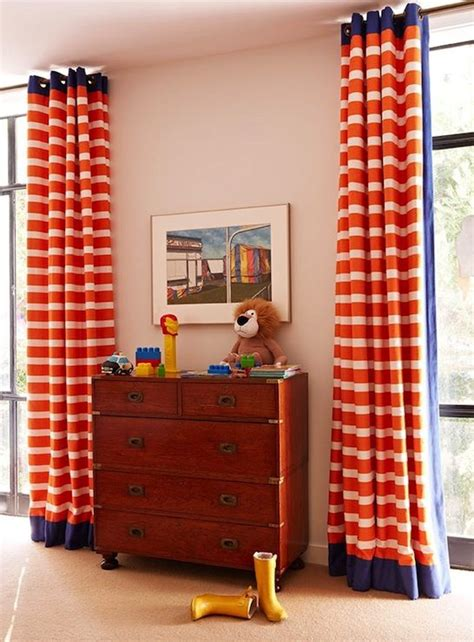 orange and navy curtains 25 best ideas about orange boys rooms on pinterest