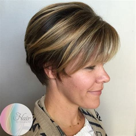 highlighting pixie hair at home 60 classy short haircuts and hairstyles for thick hair