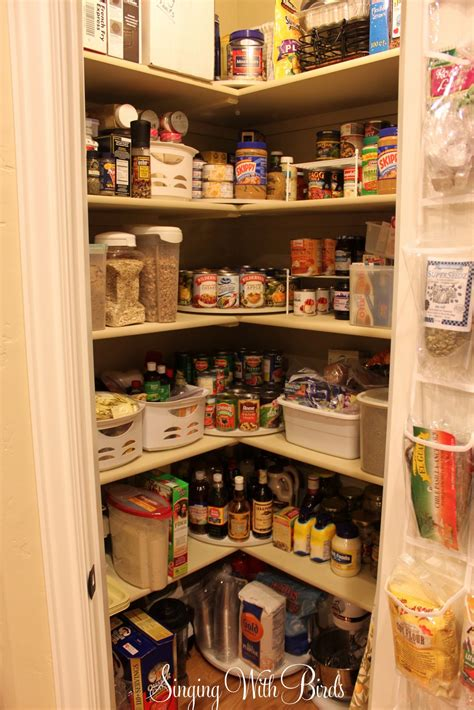 how to organize deep corner kitchen cabinets 5 tips for pantry carousels perfection cheery kitchen