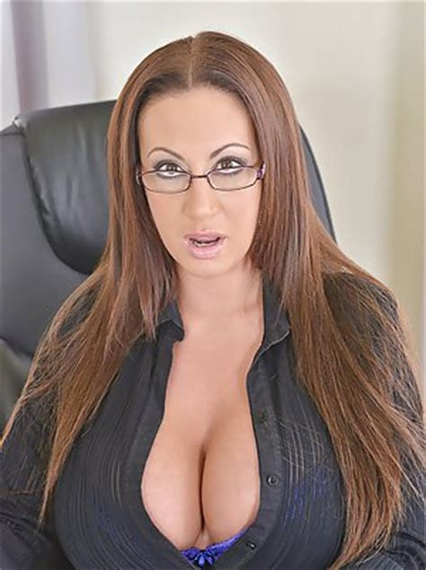Big tits in glasses pics