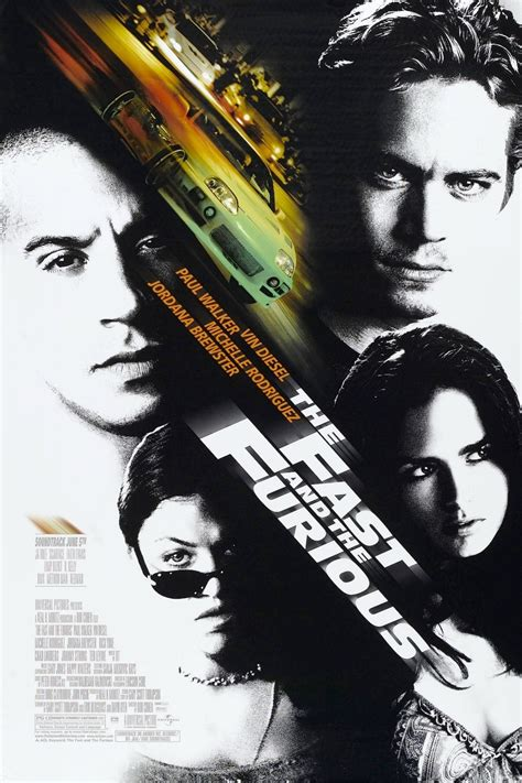 films fast and the furious franchise breakdown the fast and the furious series