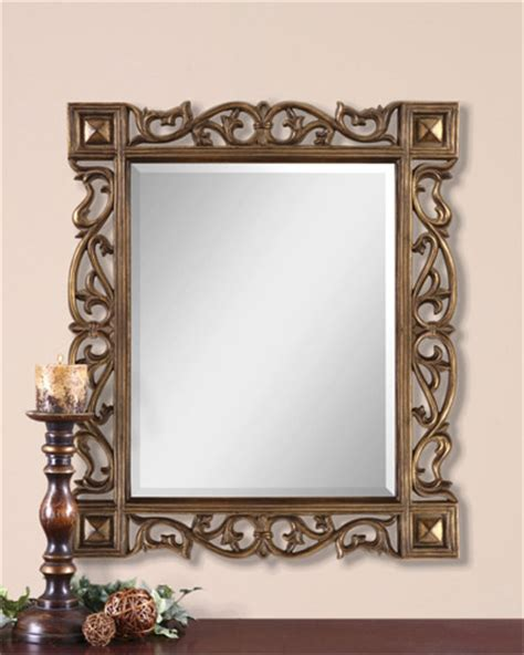 mirror design elegance of living mirror designs