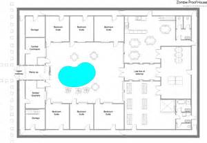 How To Plan Your House Layout Zombie Proof House Clouded Designs