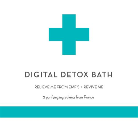 Digital Detox Effects by Detox Your With Pursoma Products Storybook Apothecary