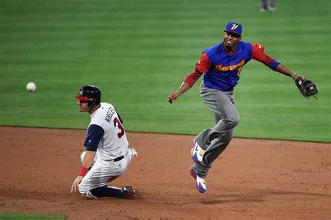 imagenes de venezuela beisbol eeuu remonta y vence a venezuela en el cl 225 sico mundial de