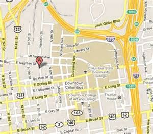 Map Of Downtown Columbus Ohio by Citynet Contact Citynet Voice Data Internet Provider