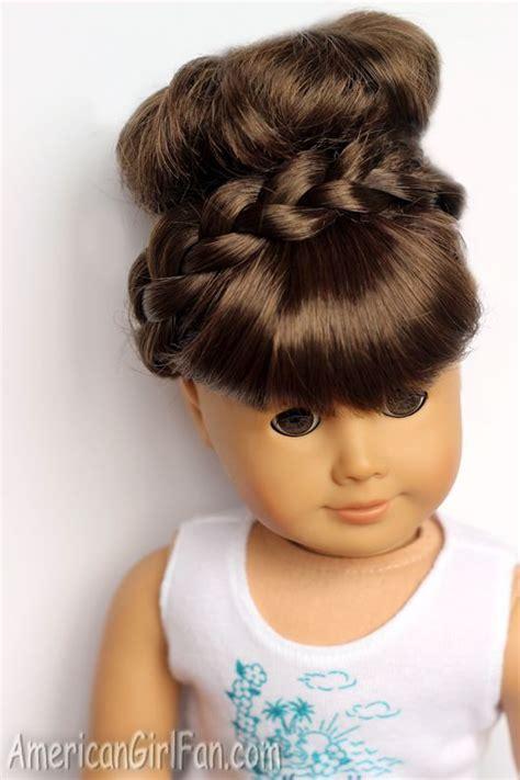 Doll Hairstyles Braids by Best 25 Maiden Braid Ideas On
