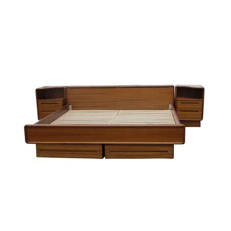 teak platform bed under bed lighting lookup beforebuying
