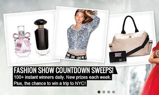 Sweepstakes Game Rooms Near Me - victoria s secret prize pack instant win game 2 800 winners heavenly steals