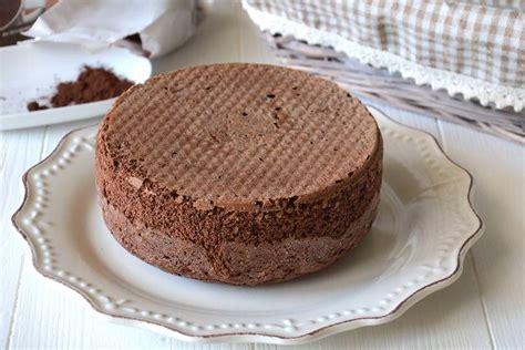 bagna per pan di spagna al latte 187 pan di spagna al cacao ricetta pan di spagna al cacao