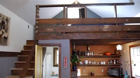 Small Home Decor Garage Turned Into Modern Rustic Tiny House Small House