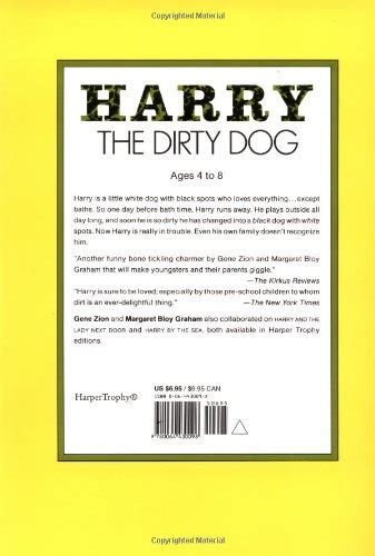 libro harry the dirty dog di gene zion