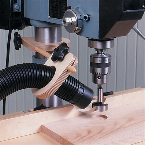 drill press for woodworking drill press dust collector woodworking plan from wood magazine