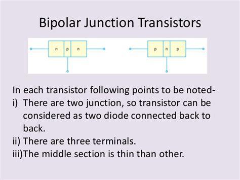 bipolar junction transistor ppt bipolar junction transistors ppt 28 images ece 7366 advanced process integration ppt the