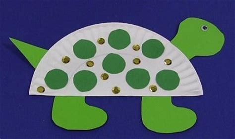 Paper Plate Turtle Craft - discover and save creative ideas