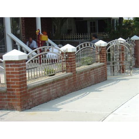 stainless steel fences gates