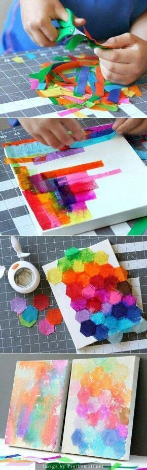 cool tissue paper crafts 25 best ideas about tissue paper on